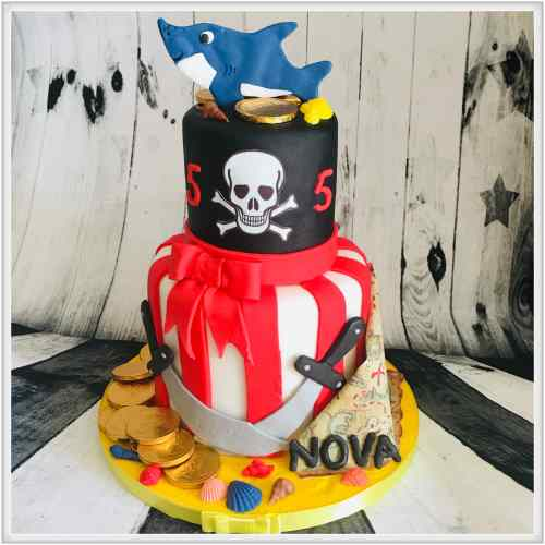 Childrens Vegan Birthday Cake