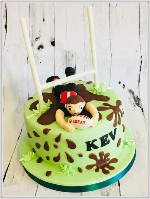 Adult Vegan Birthday Cake
